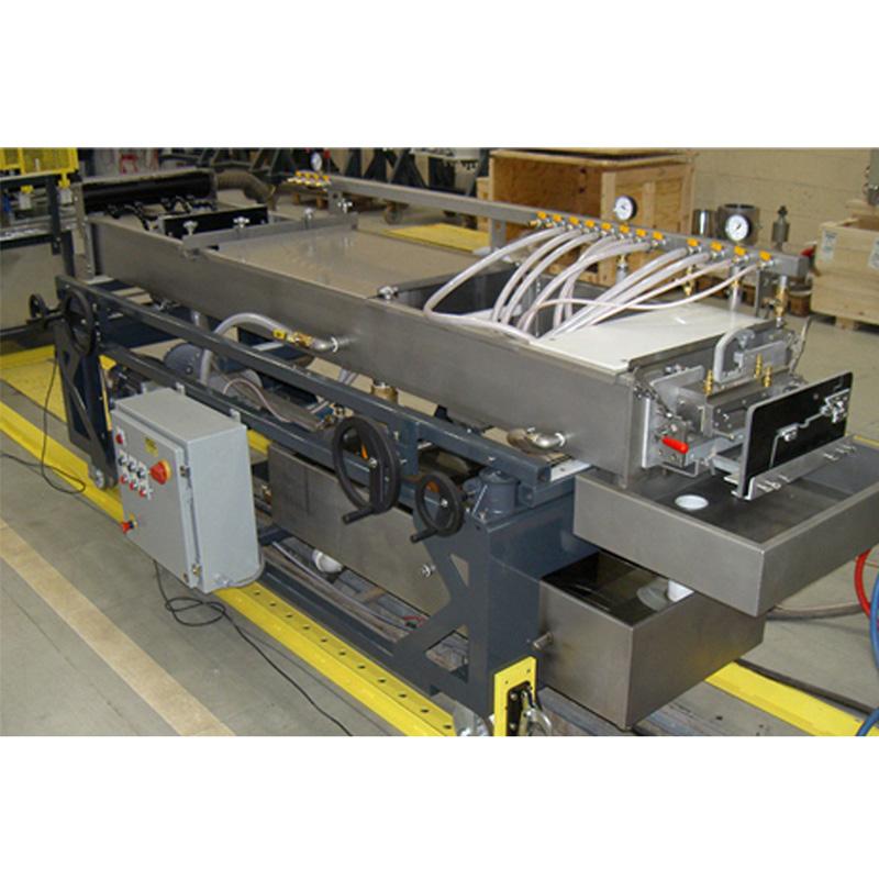 PVC siding panel extrusion machine