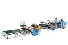 Acrylic/GPPS/Polycarbonate Sheet Extrusion Line
