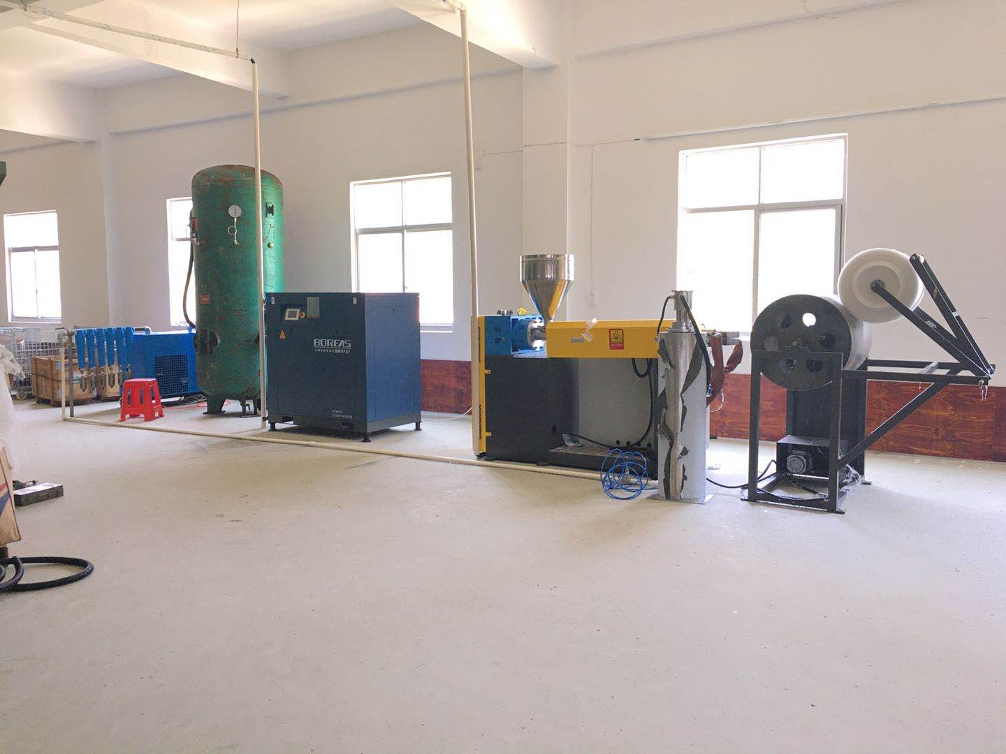 PP Meltblown Nonwoven Fabric making machine